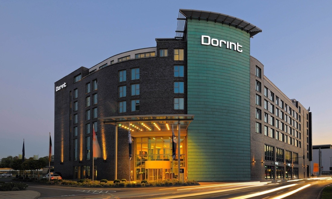 Meeting rooms at dorint hotel an der messe koeln deutz for Design hotel koeln