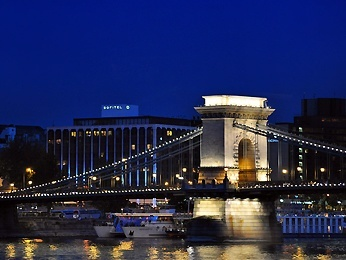 Sofitel Budapest Chain Bridge meeting rooms