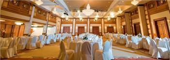 Danat Al Ain Resort meeting rooms