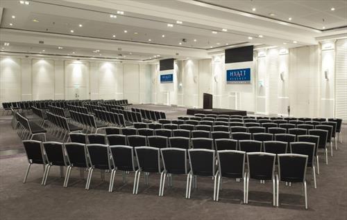 Hyatt Regency Casablanca meeting rooms
