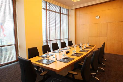 Conrad Istanbul meeting rooms