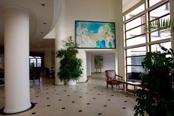 Le Meridien Villon Resort meeting rooms