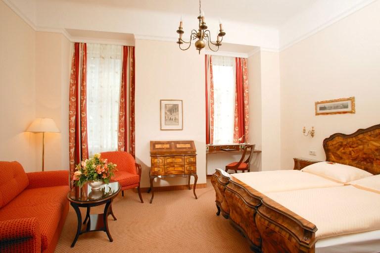 Hotel Stefanie meeting rooms