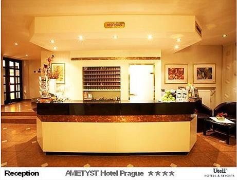Ametyst Hotel Praha meeting rooms
