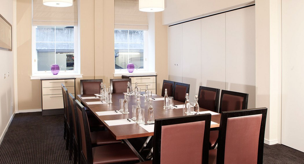 Fraser Suites Glasgow meeting rooms