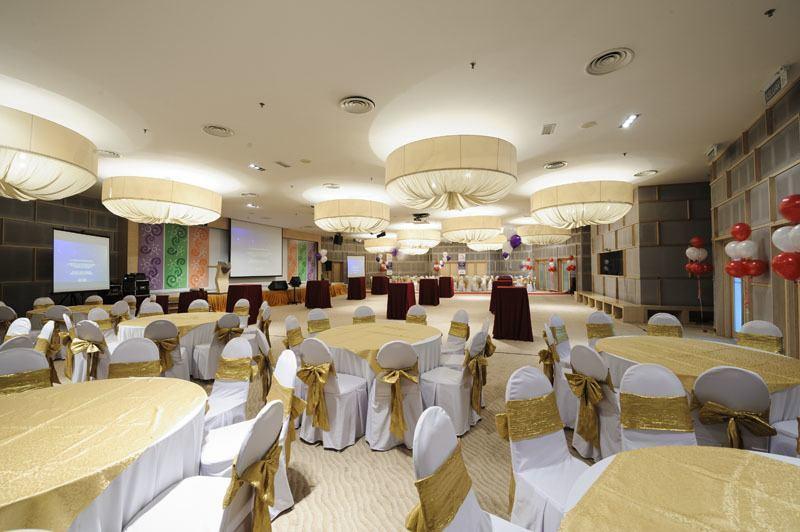 Golden Chersonese Media Hall meeting rooms
