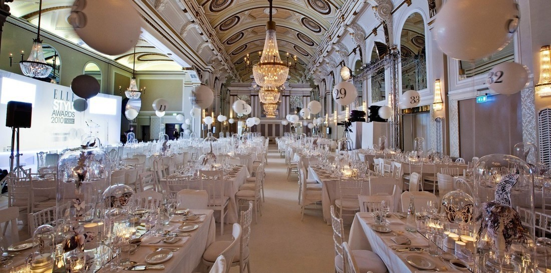 Grand Connaught Rooms conference centers