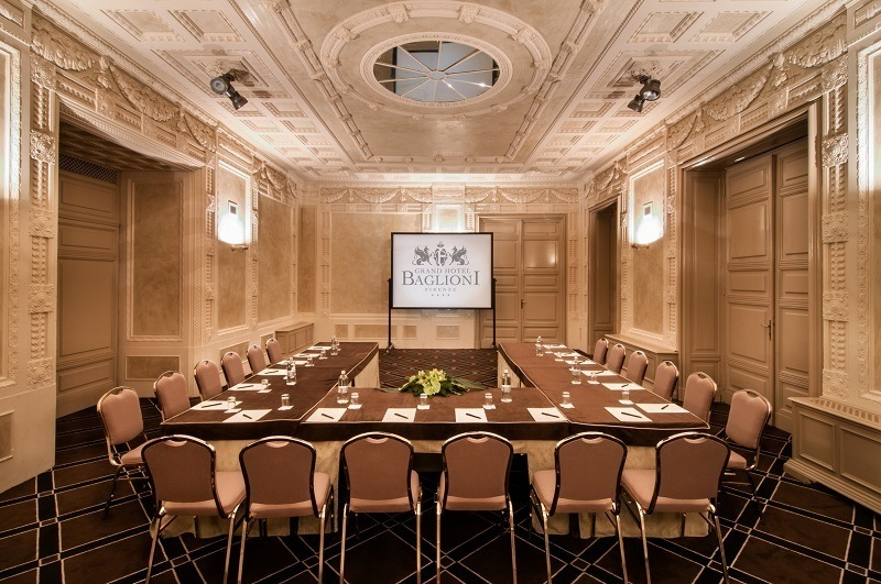 Meeting Rooms At Grand Hotel Baglioni Florence Grand Hotel