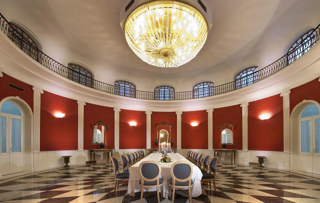 Grand Hotel Ritz meeting rooms
