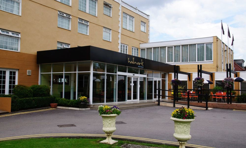 Hallmark Hotel Manchester meeting rooms