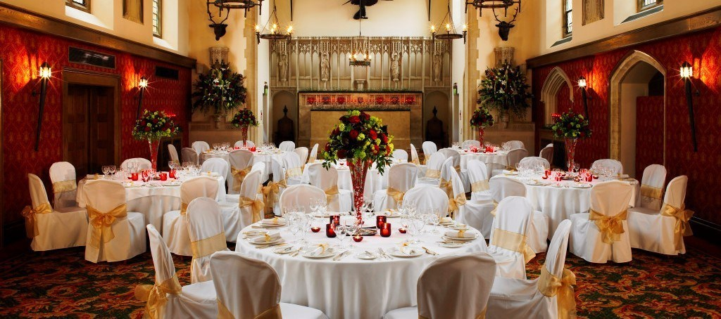 Hanbury Manor Marriott Hotel & Country Club meeting rooms