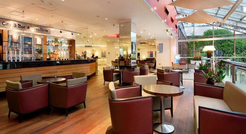 Hilton Leeds City meeting rooms