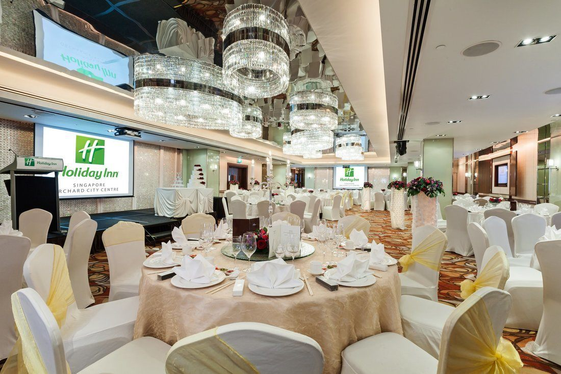 Holiday Inn Singapore Orchard City Centre meeting rooms