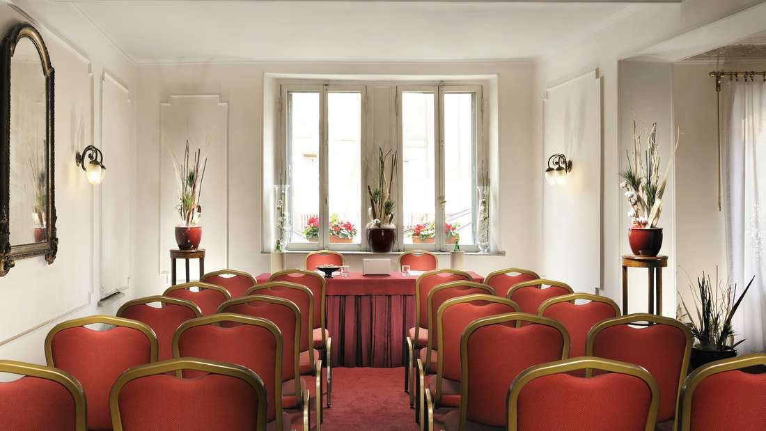Hotel Alexandra meeting rooms
