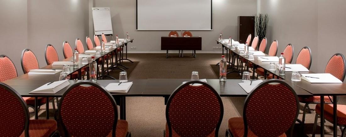 Hotel Chambord meeting rooms
