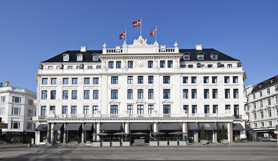 Rooms at Hot...D Angleterre Copenhagen