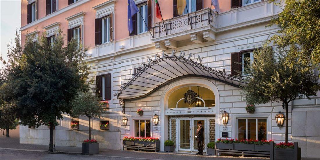 Hotel Eden, a Royal Meridien Hotel meeting rooms