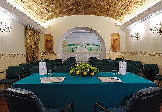 Hotel Giulio Cesare meeting rooms