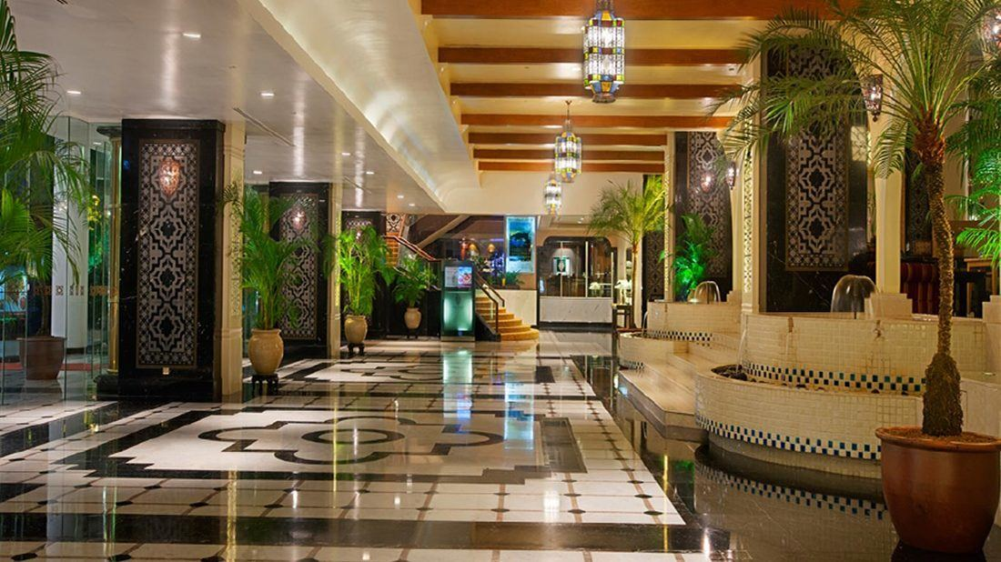 Hotel Istana meeting rooms
