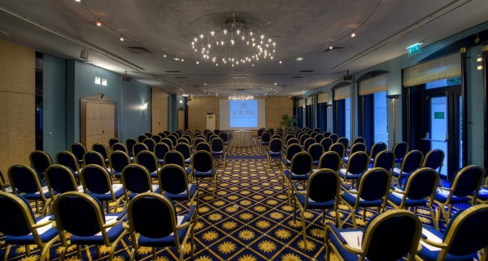 Hotel Le Royal Luxembourg meeting rooms