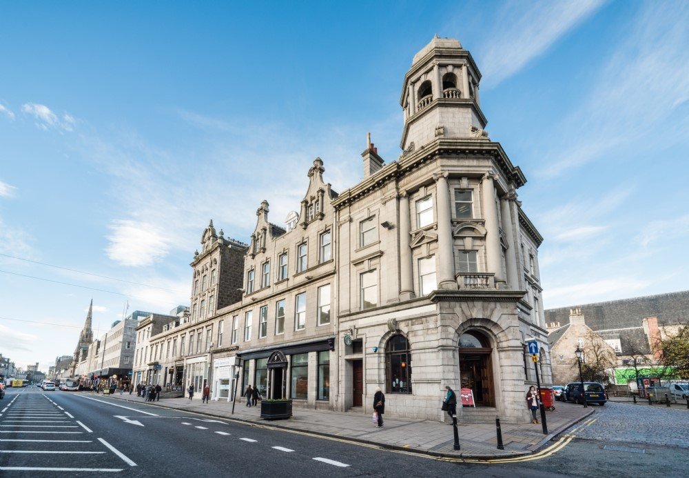 Meeting Rooms At I2office Aberdeen City Centre 214 Union Street