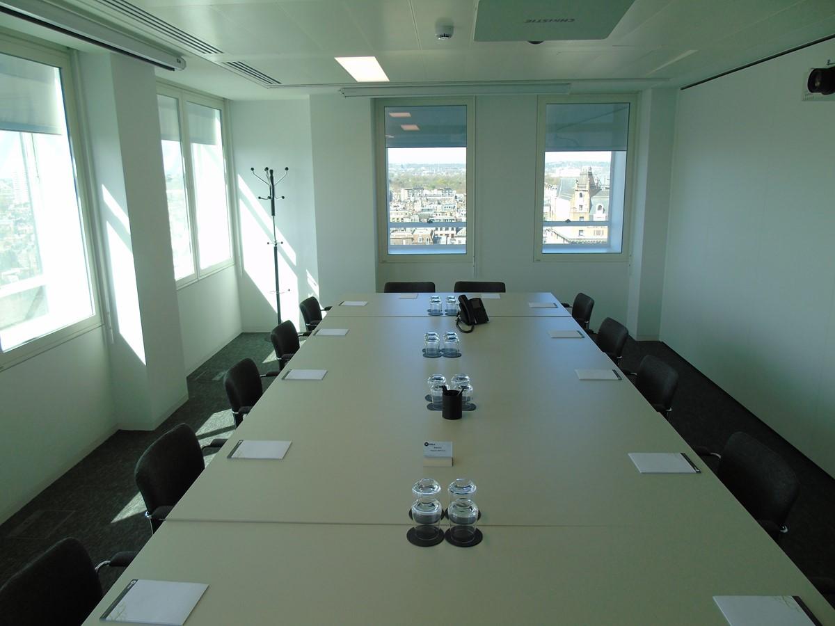 Meeting Rooms At Landmark Cavendish Square London Cavendish - Where is london located