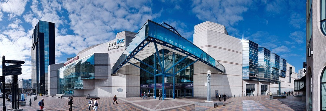 International Convention Centre, Birmingham meeting rooms
