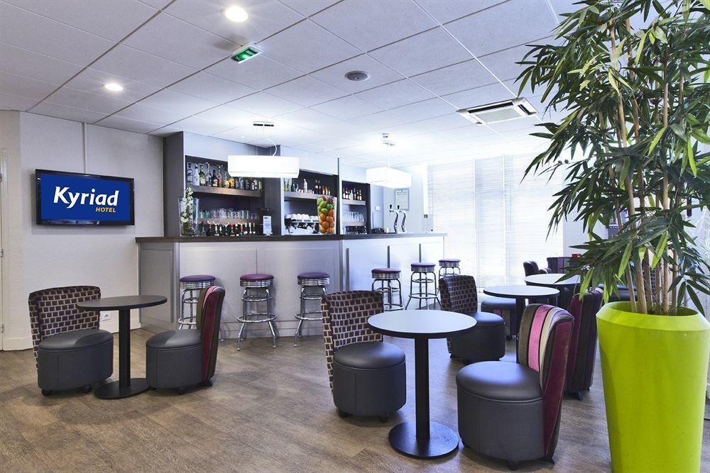 Kyriad Porte d'Ivry meeting rooms