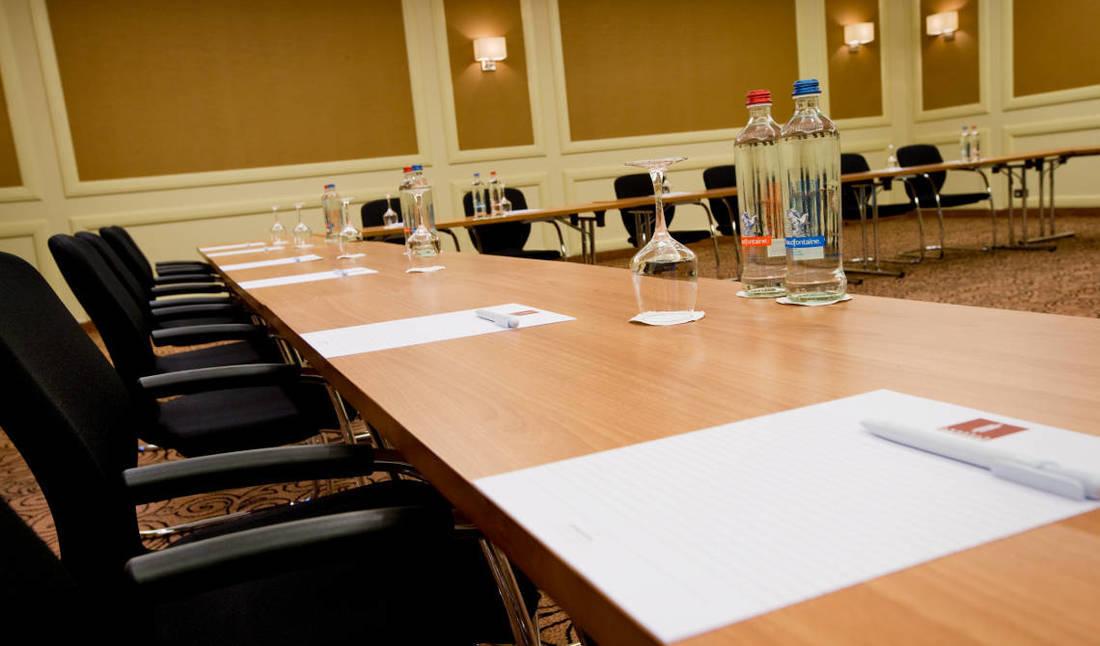 Leopold Hotel Antwerp meeting rooms