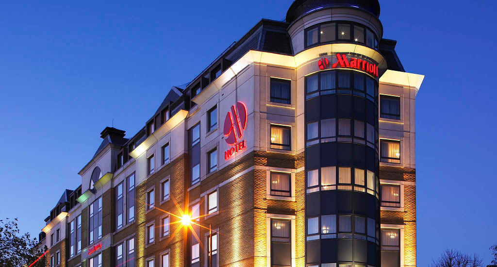 Marriott Hotels Near Paddington Station London