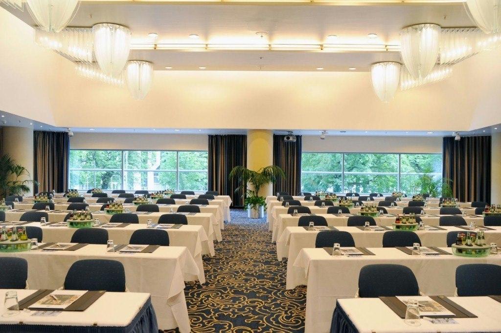 Maritim Hotel Frankfurt meeting rooms