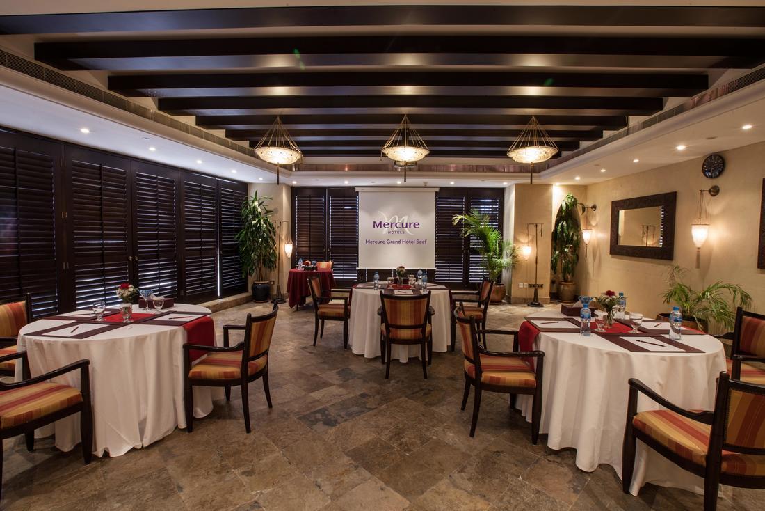 Mercure Grand Hotel Seef meeting rooms