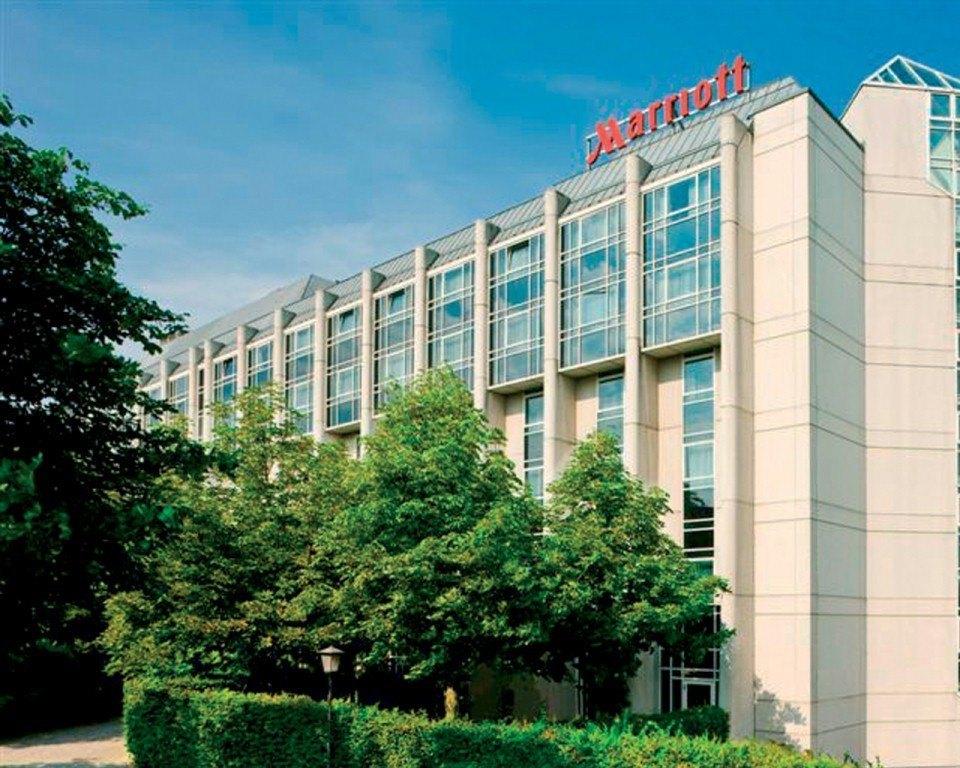 Munich Marriott Hotel meeting rooms