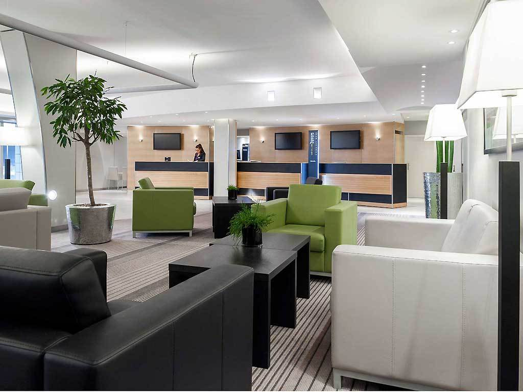 Novotel Luxembourg Kirchberg meeting rooms
