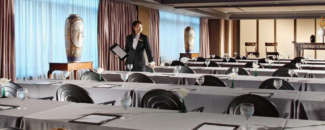 Pan Pacific Orchard meeting rooms