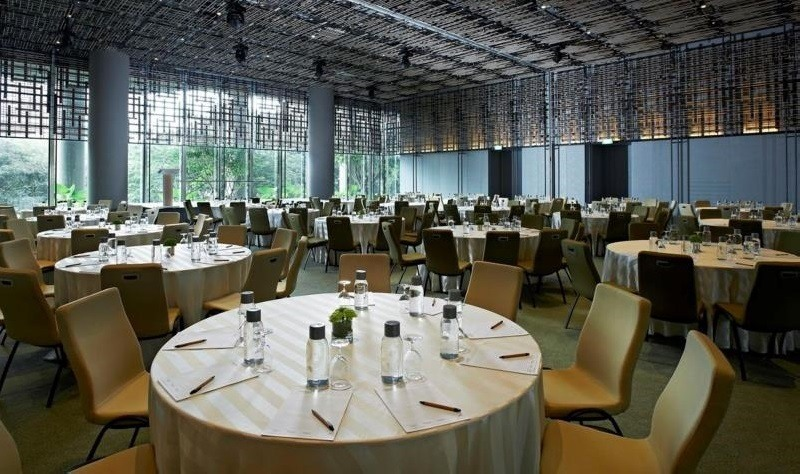 PARKROYAL on Pickering function rooms