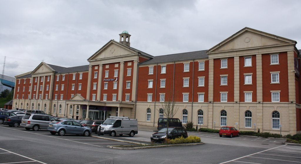 Meeting Rooms At Premier Inn Manchester Trafford Centre