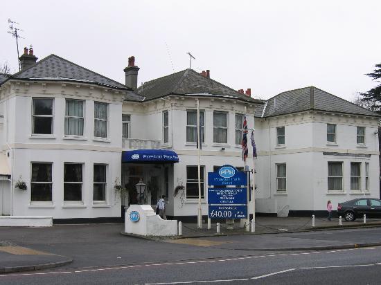 Preston Park Hotel meeting rooms