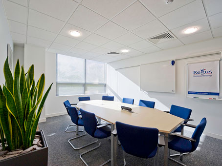 Meeting Rooms at Regus Peterborough, City Centre, Stuart House ...
