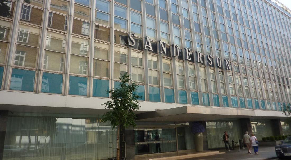 Sanderson Hotel London Bar