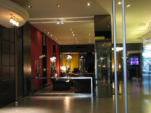 Alfa de Keyser Hotel