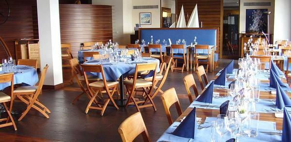 Restaurant De La SNG