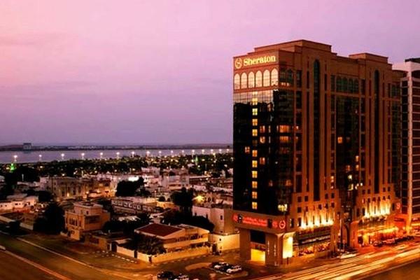 Sheraton Khalidiya Hotel- Abu Dhabi meeting rooms