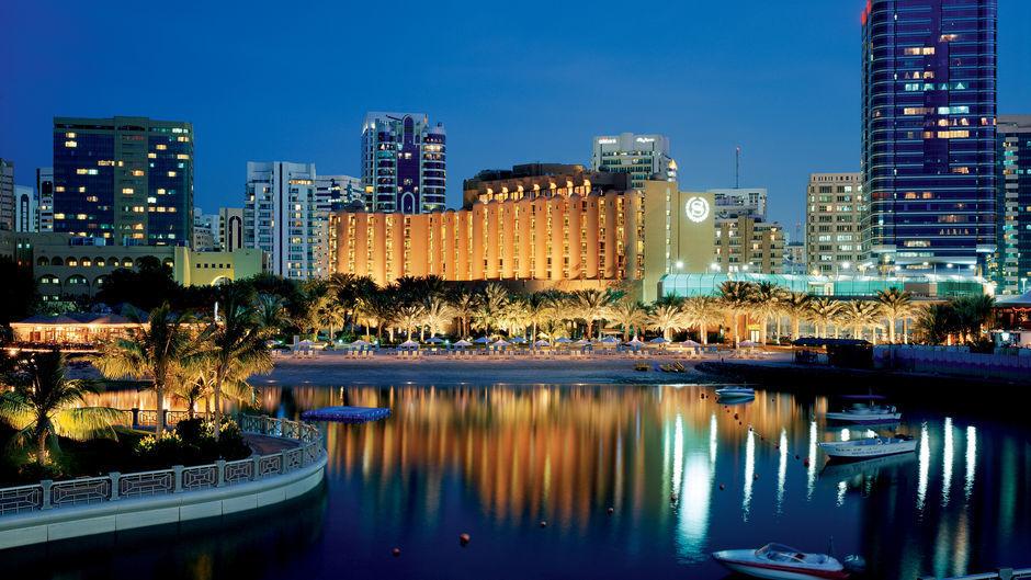 Sheraton Abu Dhabi Hotel & Resort meeting rooms