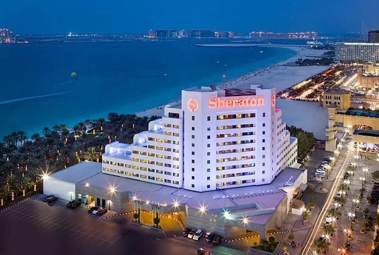 Sheraton Jumeirah Beach Resort & Towers meeting rooms