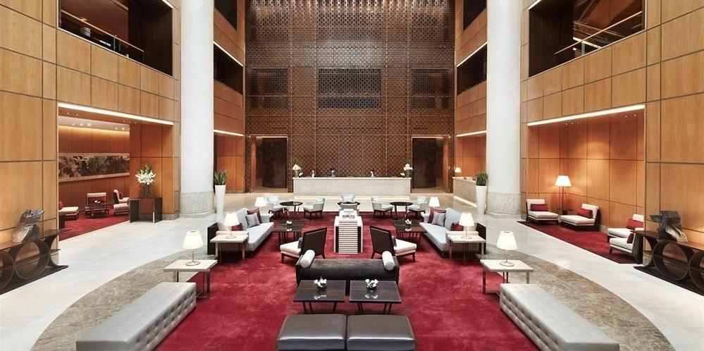 Singapore Marriott Hotel function rooms