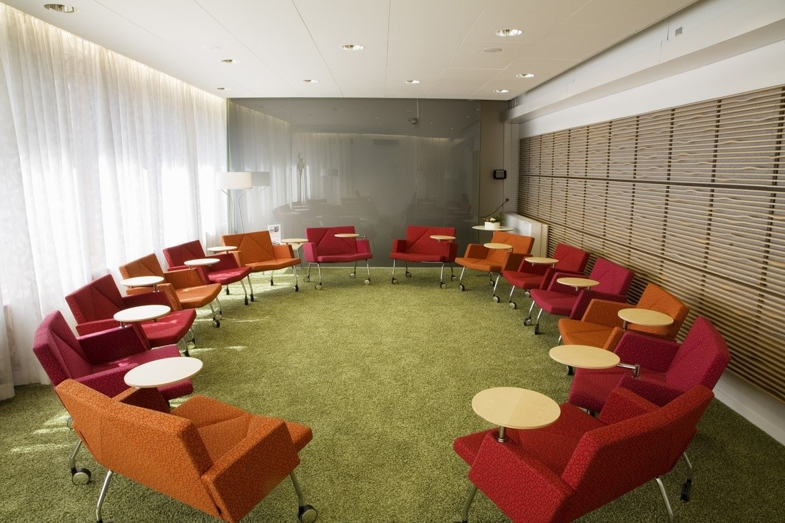 Stockholm City Conference Centre meeting rooms