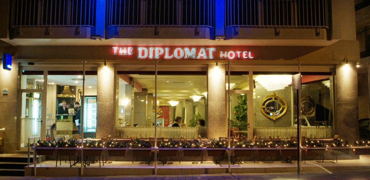 The Diplomat Hotel meeting rooms