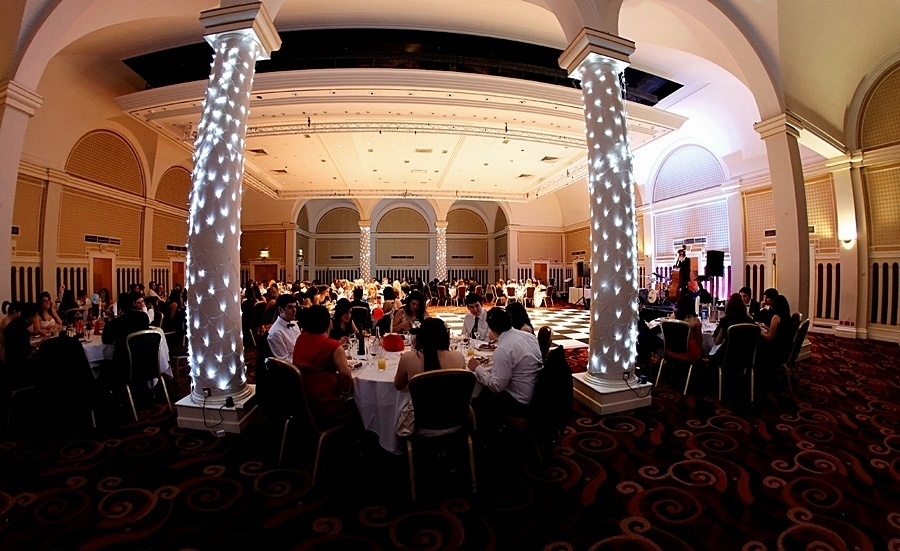 The Queens Hotel meeting rooms