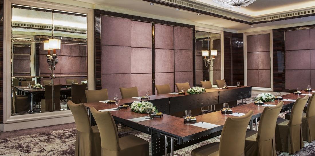The St. Regis Singapore meeting rooms